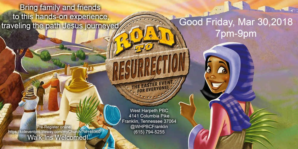 Road-To-Resurrection-Flyer